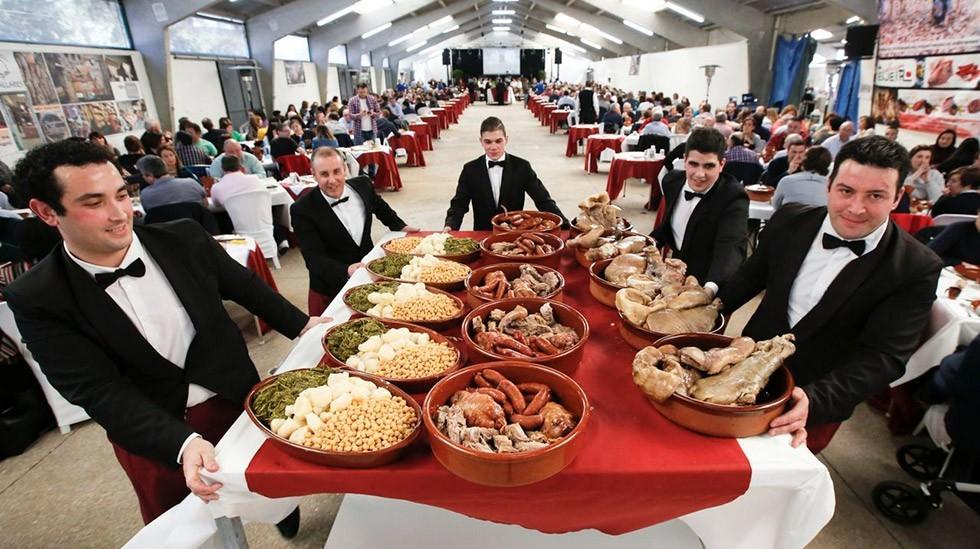 Fiesta del Cocido de Cerdo Celta en Sarria