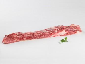 Falda de ternera raza rubia autóctona de Galicia para churrasco