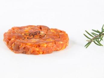 Hamburguesa de zorza galega