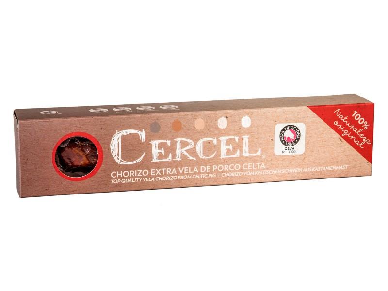 Chorizo Vela Gourmet Cercel