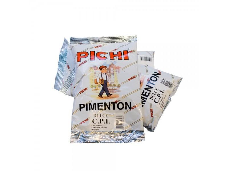 Pimentón doce Pichi 250 gramos